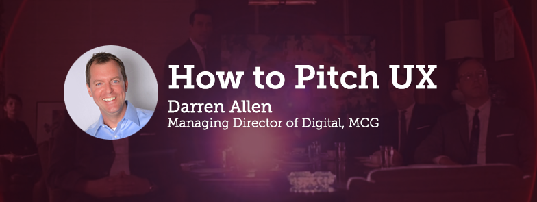 How to Pitch UX