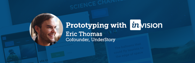 Protoyping with InVision